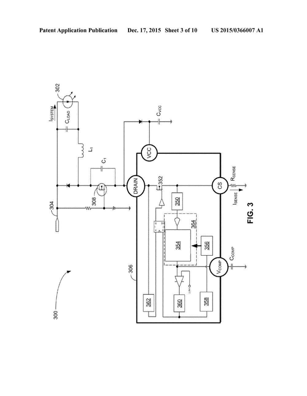 medium resolution of propagation delay compensation for floating buck light emitting diode led driver diagram schematic and image 04