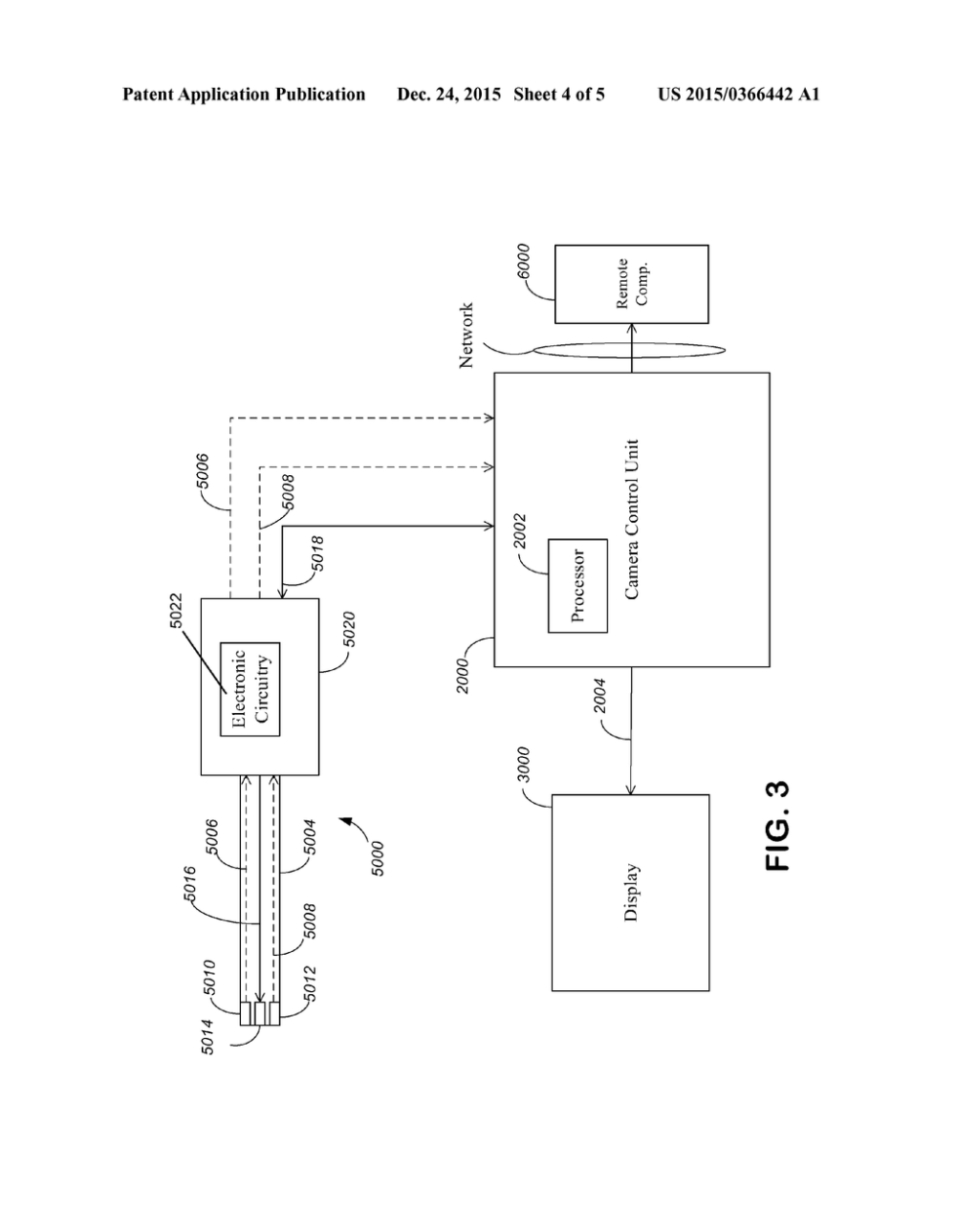 medium resolution of camera control unit with stereoscopic video recording and archive diagram schematic and image 05