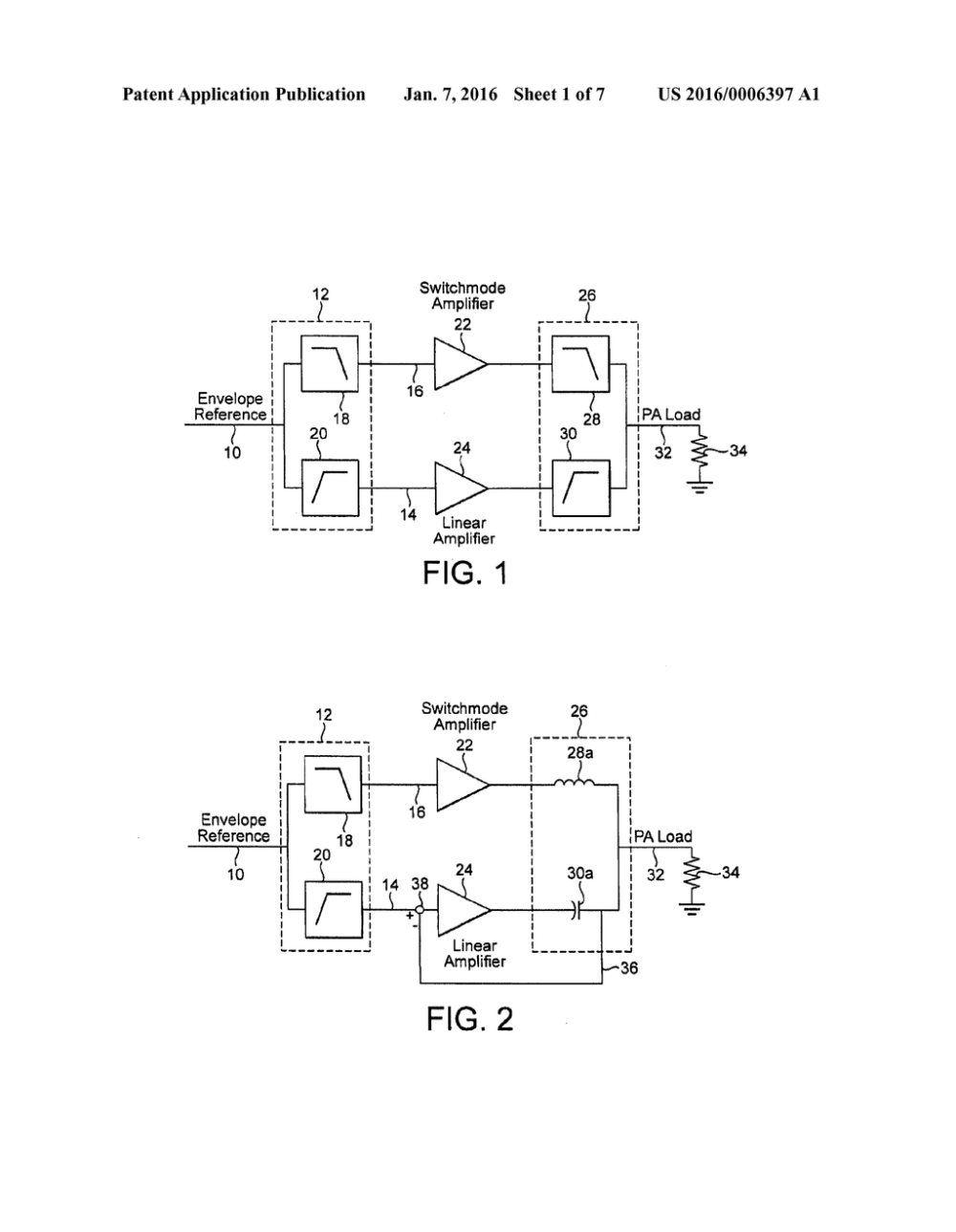 medium resolution of resonance suppression for envelope tracking modulator diagram schematic and image 02