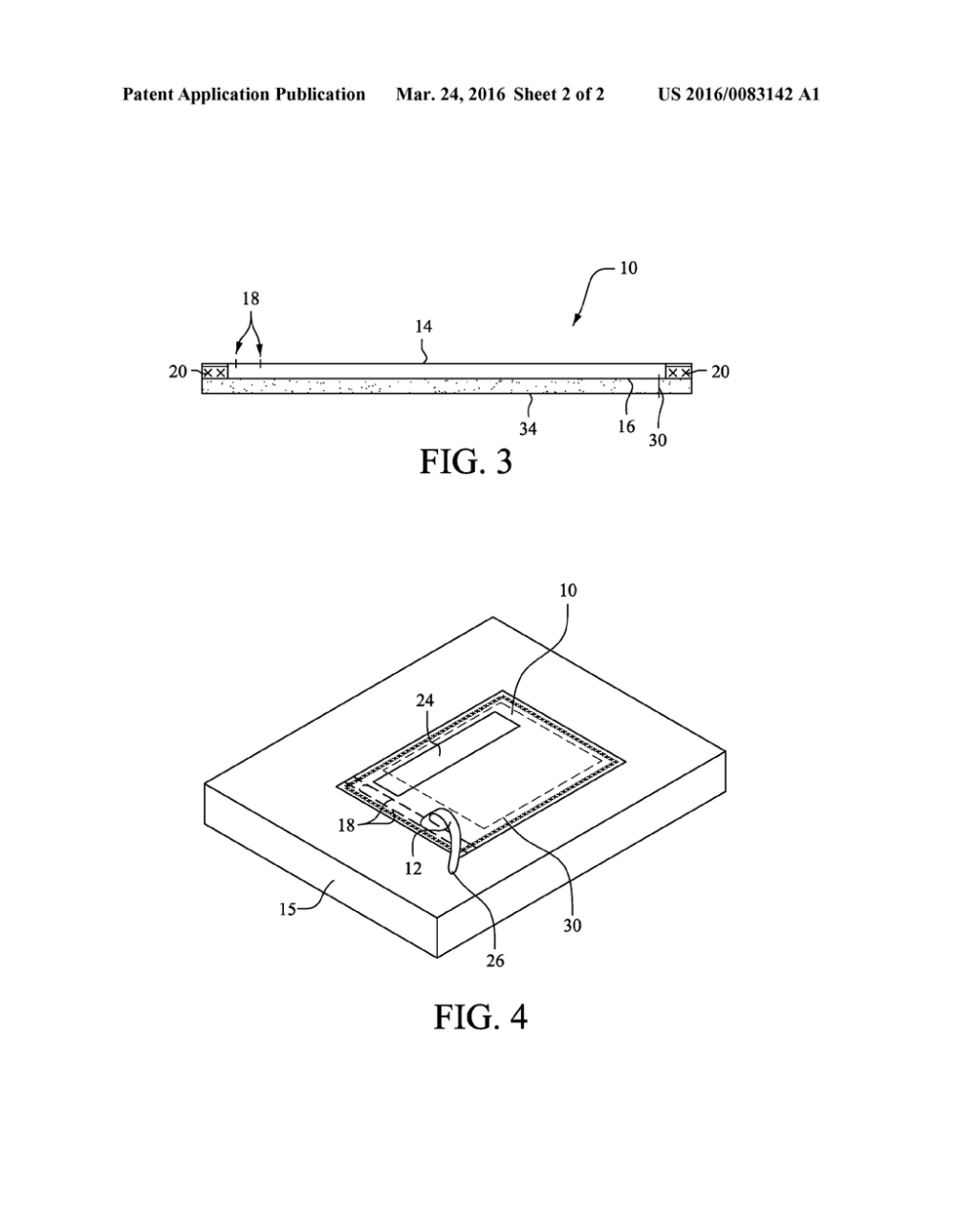 medium resolution of packing list envelope with pull tab and method for forming the envelope diagram schematic and image 03