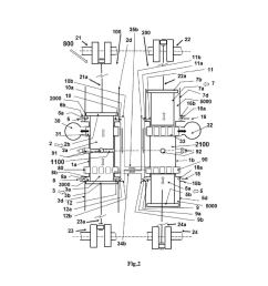 multi cylinder opposed stepped piston engine diagram schematic and image 03 [ 1024 x 1320 Pixel ]