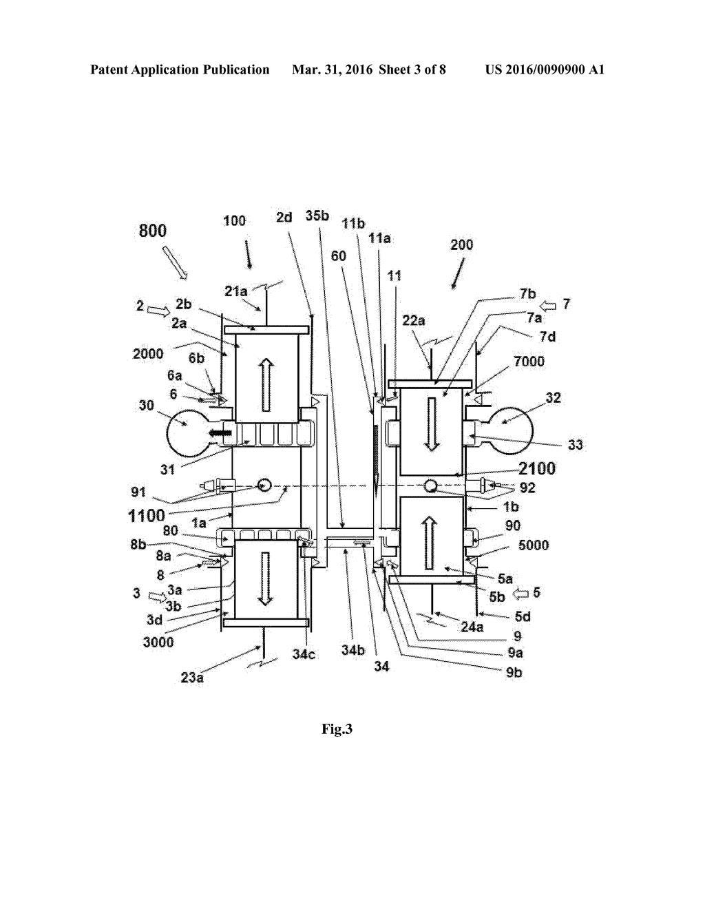 Simple Car Engine Piston Diagram