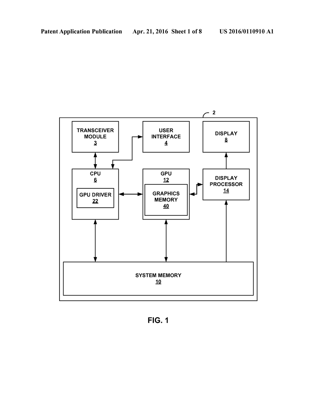 hight resolution of ray box intersection testing using dot product based fixed function logic diagram schematic and image 02