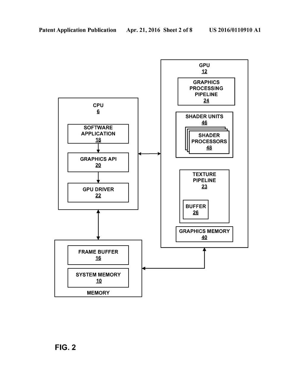 hight resolution of ray box intersection testing using dot product based fixed function logic diagram schematic and image 03