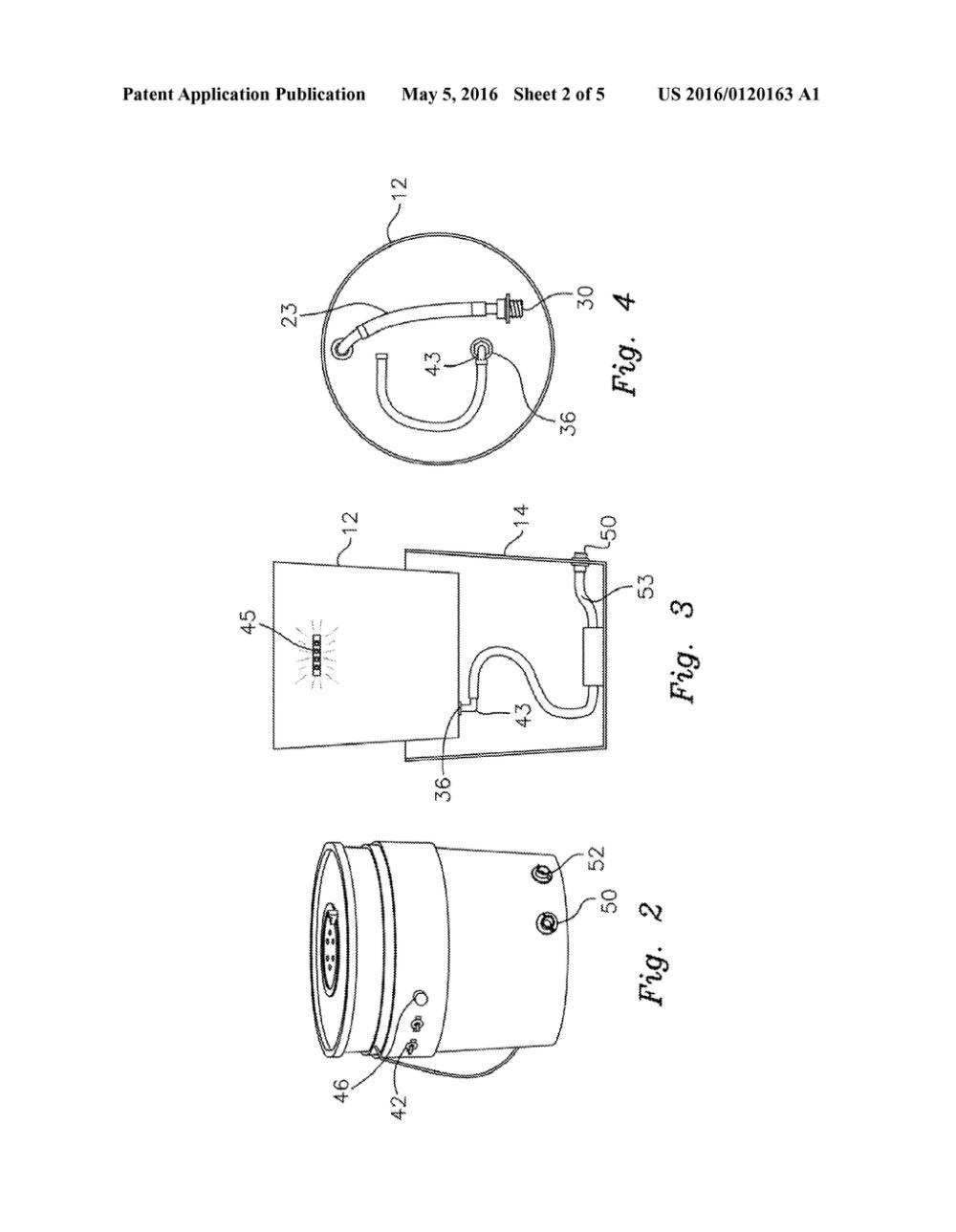 medium resolution of bait bucket with self priming pump and venturi diagram schematic and image 03