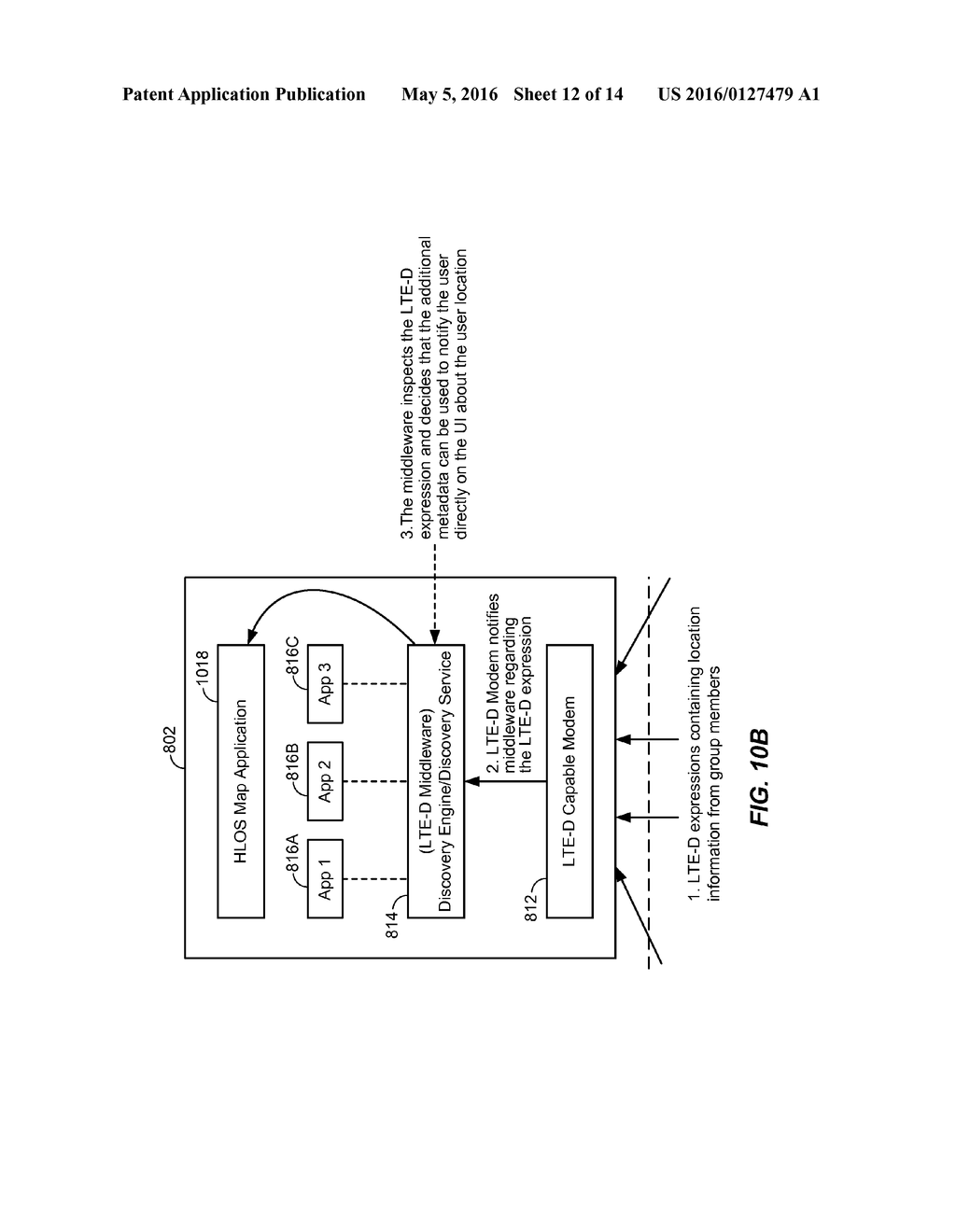 hight resolution of efficient group communications leveraging lte d discovery for application layer contextual communication diagram schematic and image 13