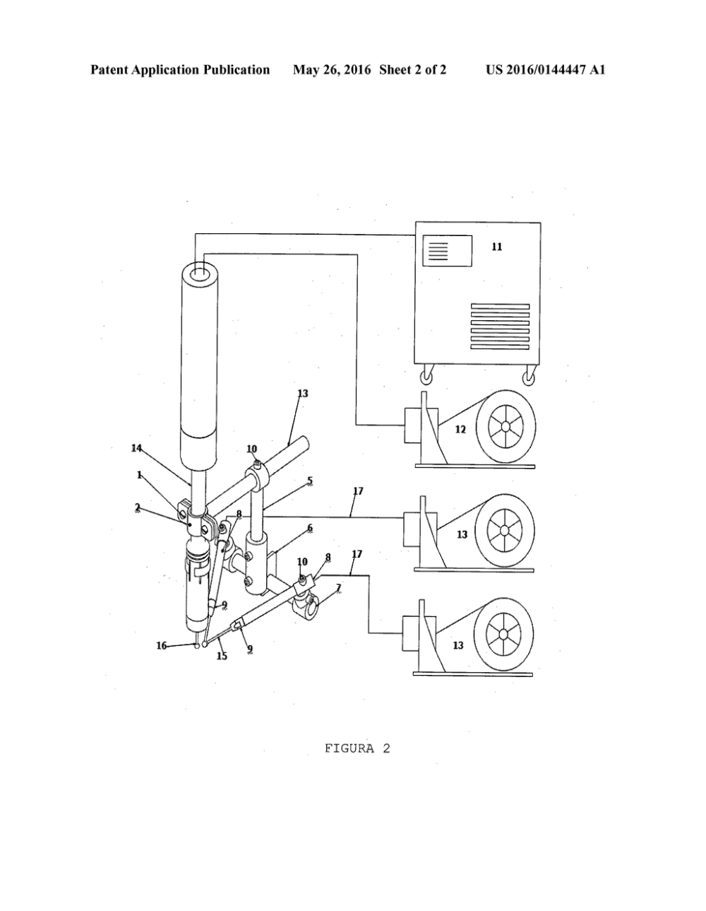 medium resolution of welding process gas metal arc welding double cold wire gmaw dcw diagram schematic and image 03
