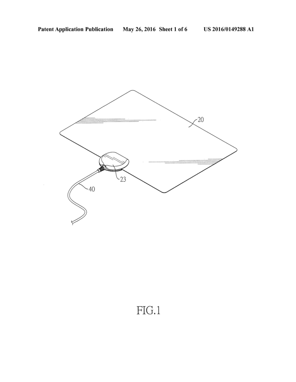 medium resolution of thin flat panel style digital television antenna diagram schematic and image 02