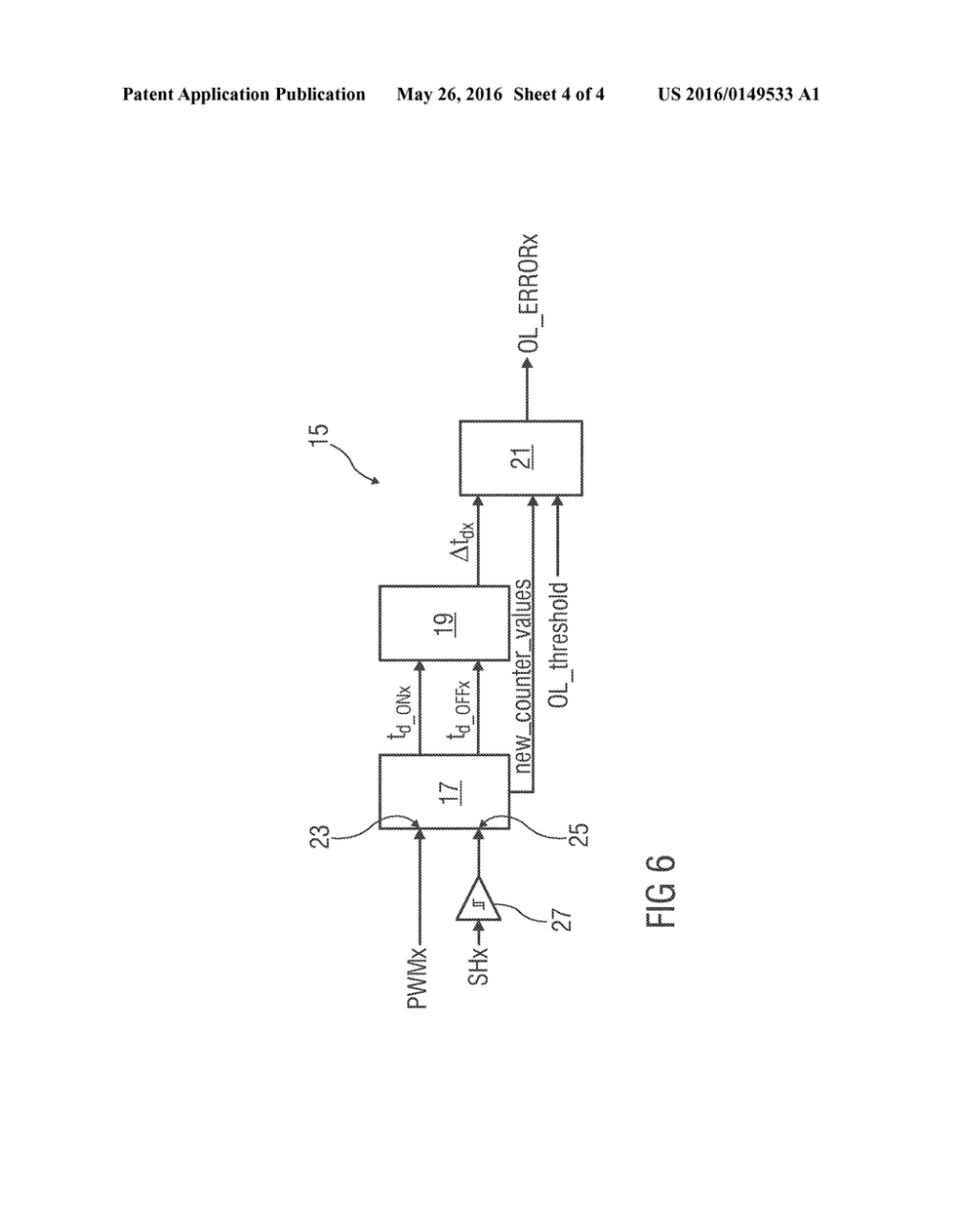 medium resolution of detection of a wire break fault during the operation of a brushless d c motor diagram schematic and image 05