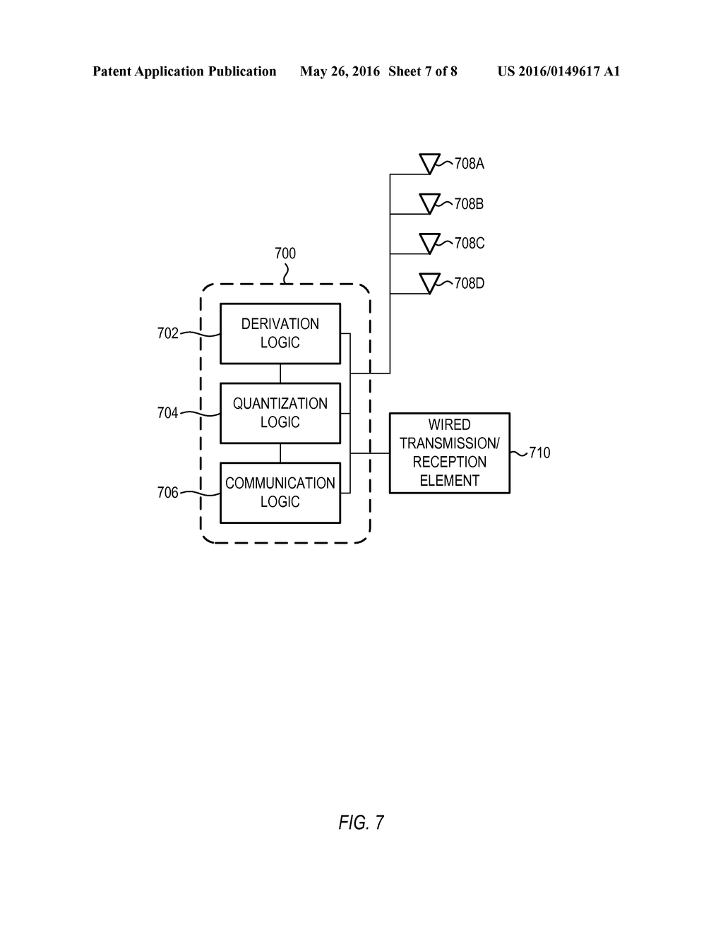hight resolution of quantized eigen beams for controlling antenna array elements in a wireless network diagram schematic and image 08