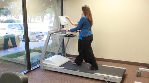 Biodex Gail Trainer 3TM Treadmill