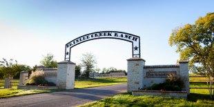 brinlee ranch entrance