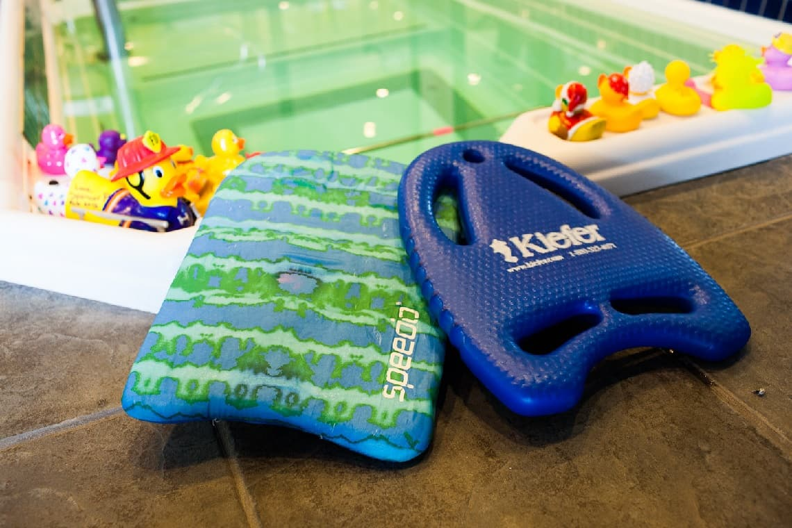 assistive boards for aquatic therapy