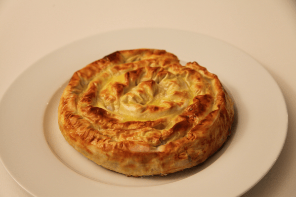 Burek, Croatian Meat Pastry Recipe