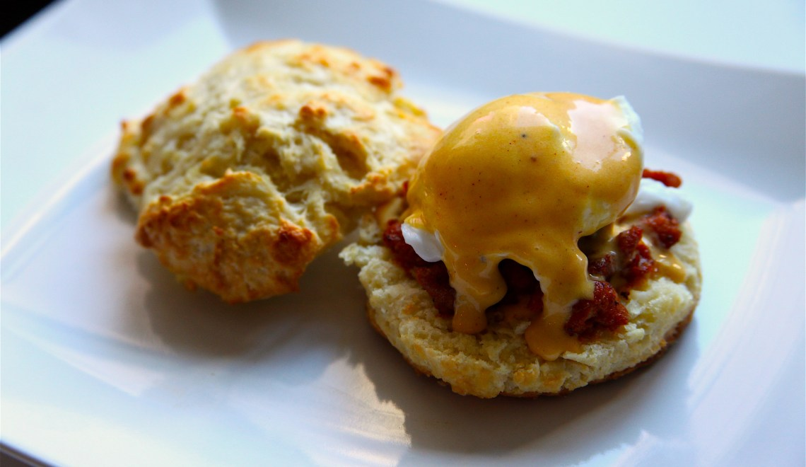 Mexican Eggs Benedict Recipe