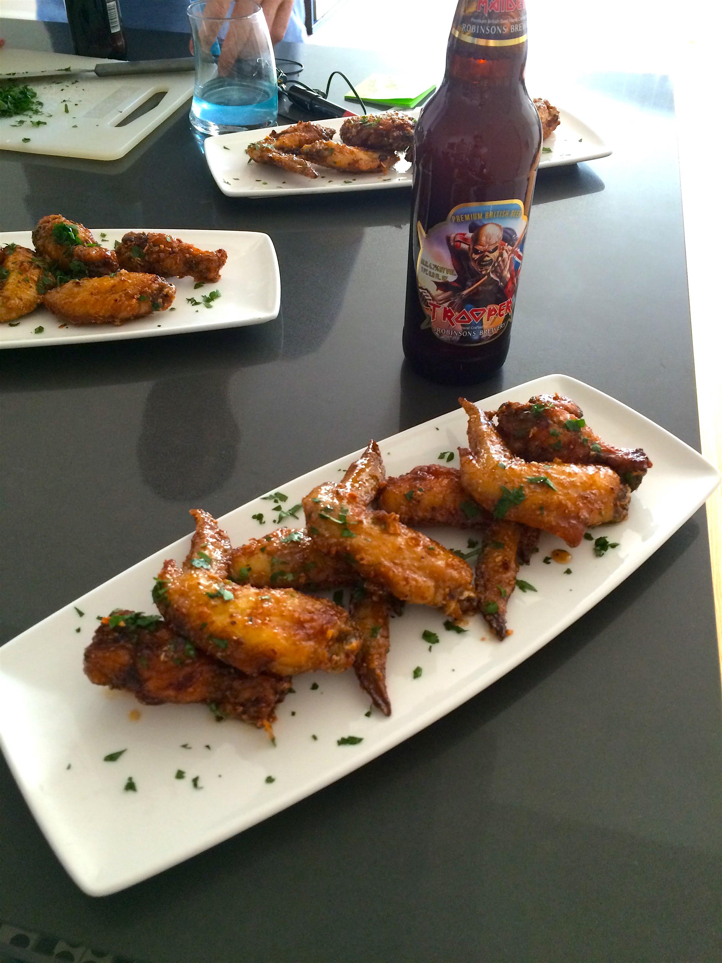 Vietnamese fish sauce wings pok pok wings p t smith for Fish sauce ingredients