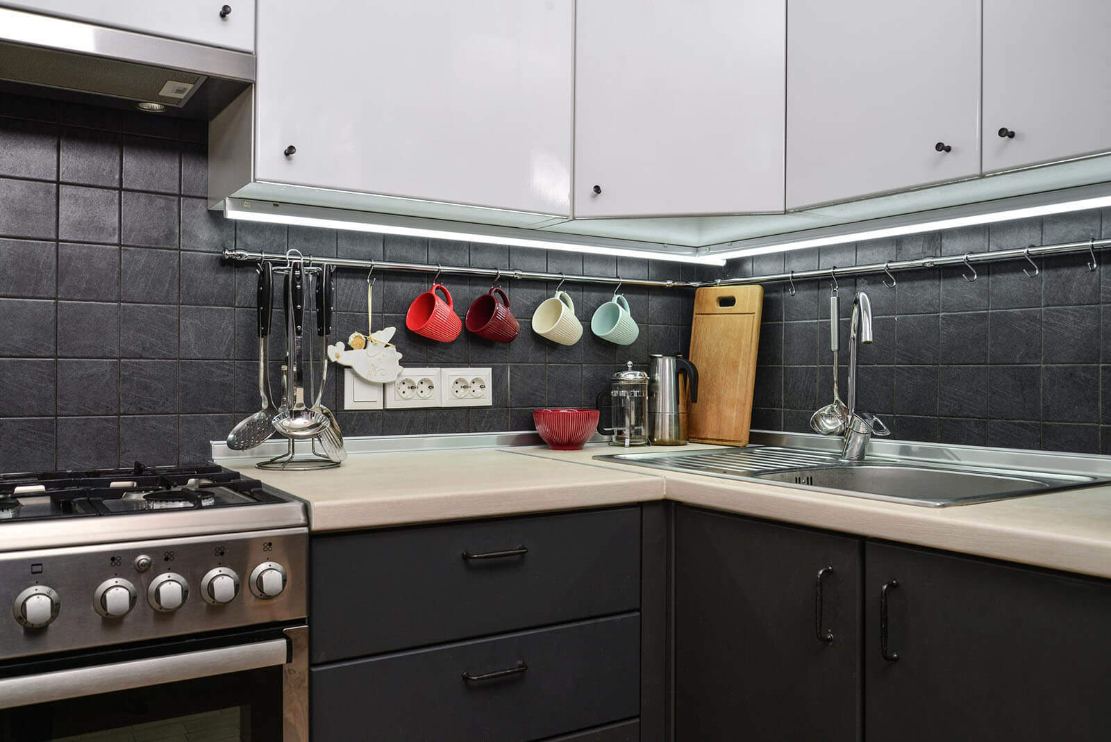 Small Kitchen Remodeling in Pittsburgh PA  Patete