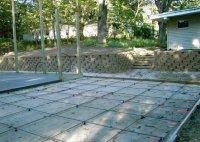 Path Construction - Retaining Walls