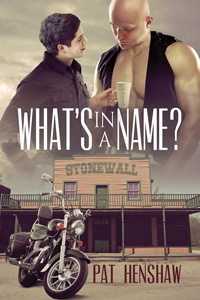 Book Cover: What's in a Name?