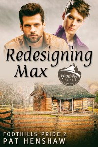 Book Cover: Redesigning Max