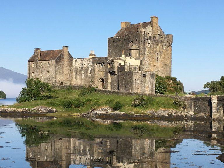 Eilean Donan Castle, Kyle of Lochalsh, Scotland