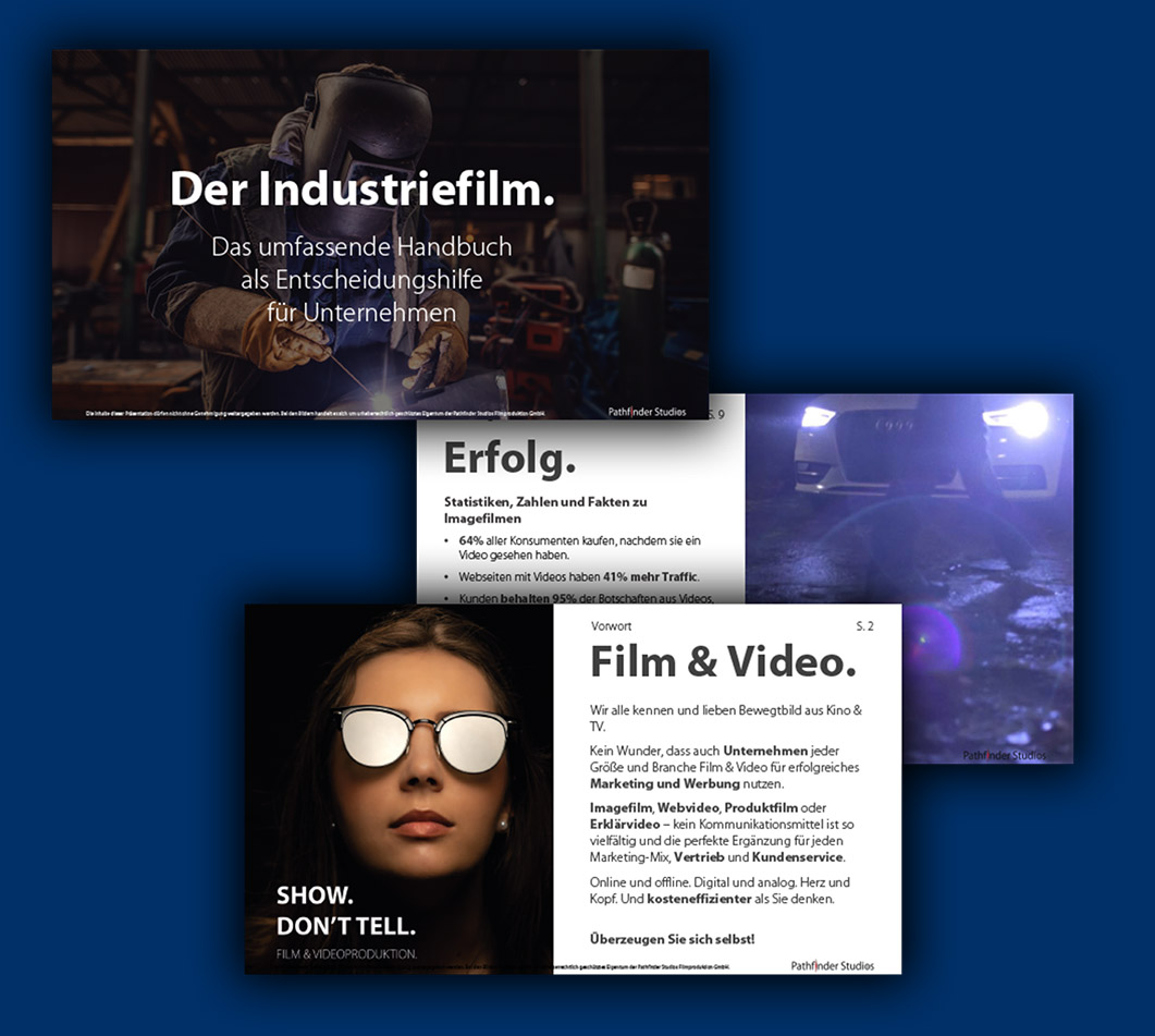 Industriefilm Handbuch Download