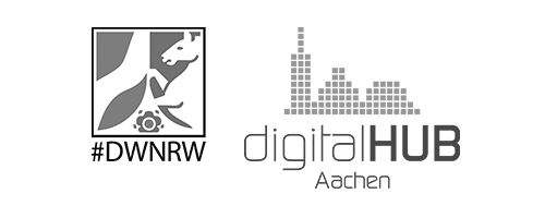 DigitalHUB Aachen Logo Eventfilm