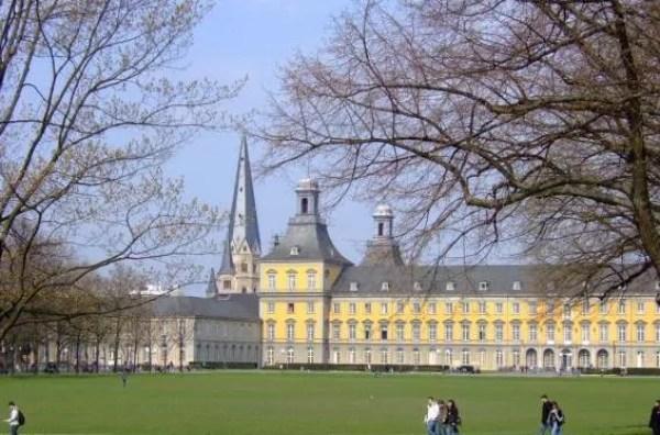 In Bonn sind viele Filmproduktionen ansässig