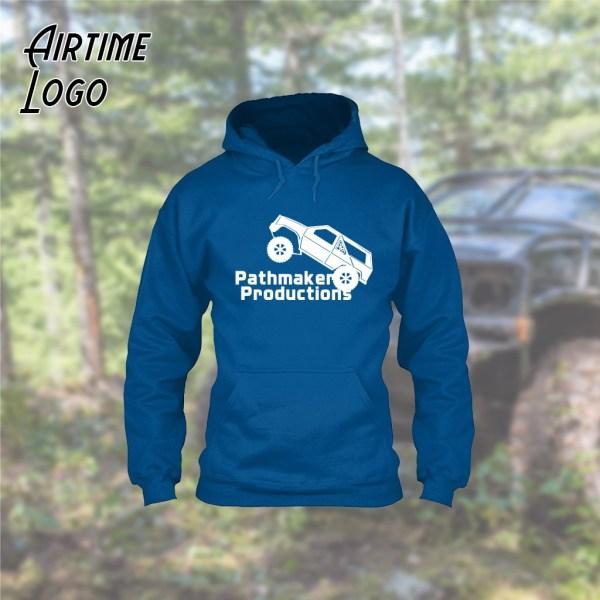 Pathmaker Airtime Logo Hoodie