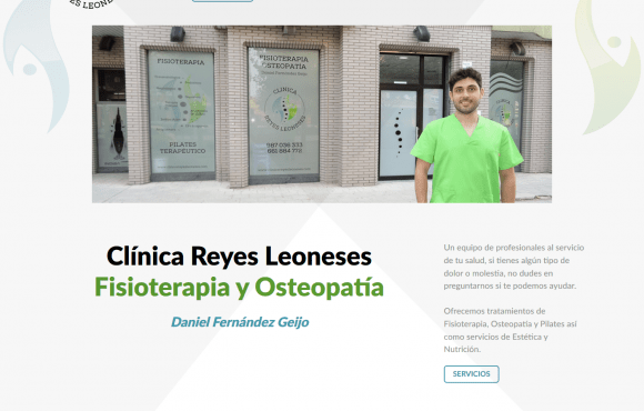Clínica Reyes Leoneses