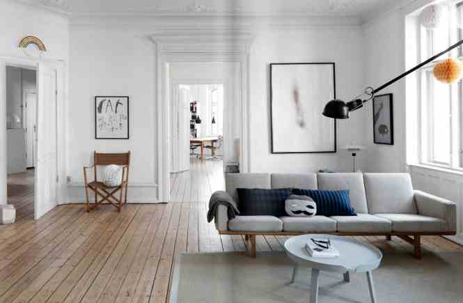 Scandinavian Living Room - pathofcharacter.com
