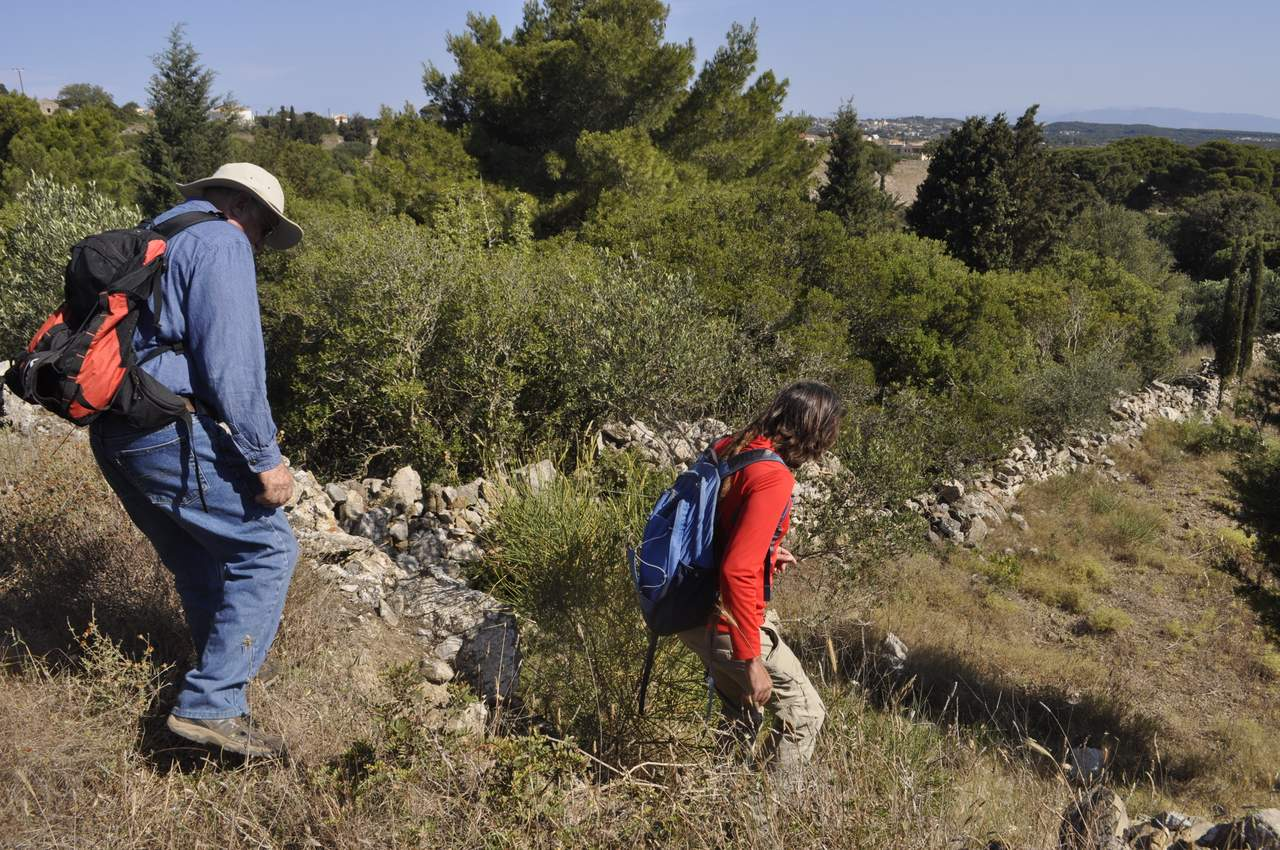 Kythera trail searching