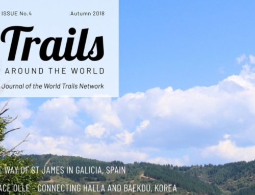 New Trails Around the World Magazine