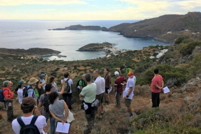 Green Flag Trails Greece Kythera island