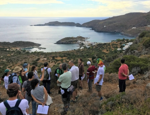 Kythera Trails becomes the 1st Green Flag certified trails in Europe