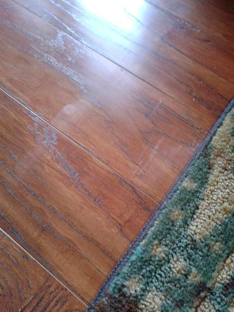 The Best Way to Clean Hardwood Floors Its also the