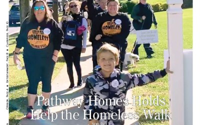 Help the Homeless Walk Featured in Fairfax Connection