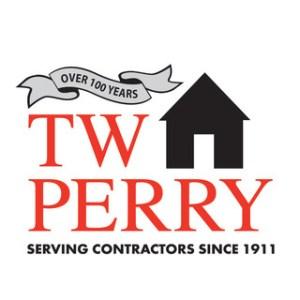 TW Perry logo