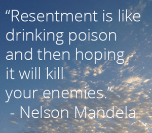 Quote by Nelson Mandela on Forgiveness