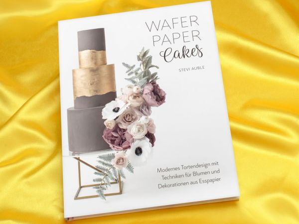 Wafer Paper Cakes  Fachbcher  PatiVersand