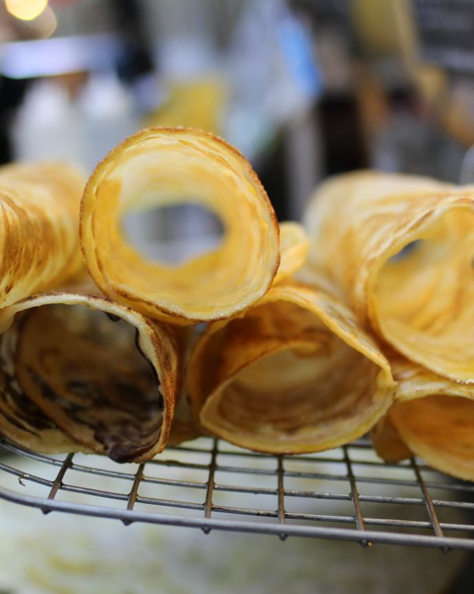 Street Food Chronicles: Thai Roti Banana at Phuket's Weekend Night Market