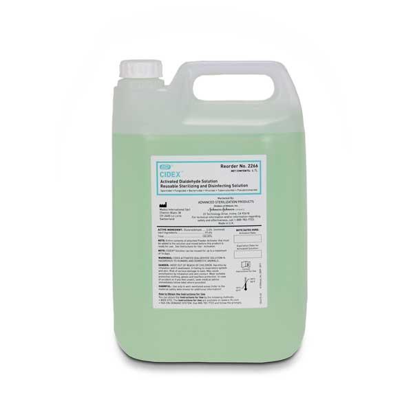 2 Glutaraldehyde Solutions