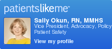 PatientsLikeMe member SallyOkun