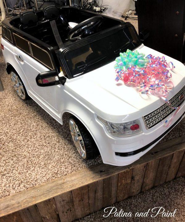 beeps car