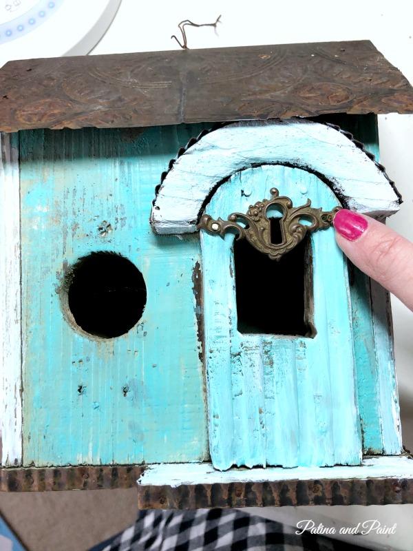 birdhouse remodel