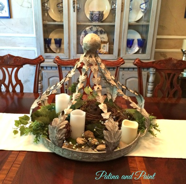 Crown Centerpiece finish