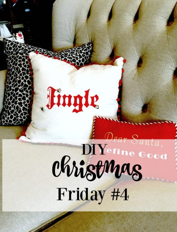 DIY Christmas Friday #4