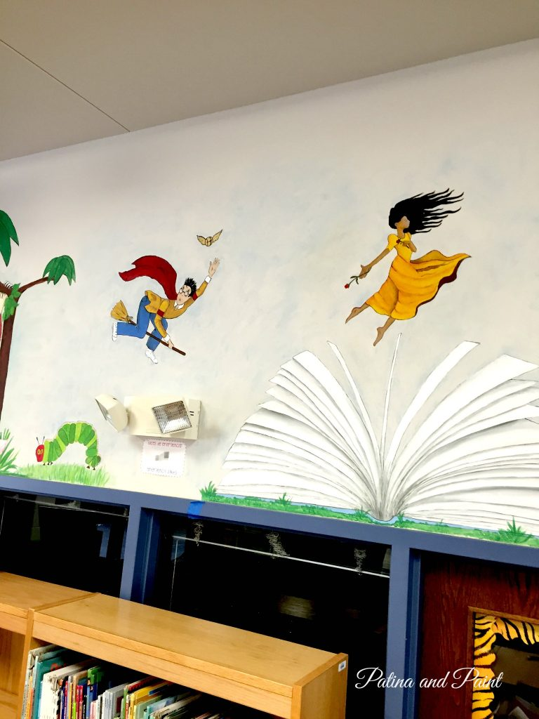 Erma Nash Library Patina And Paint