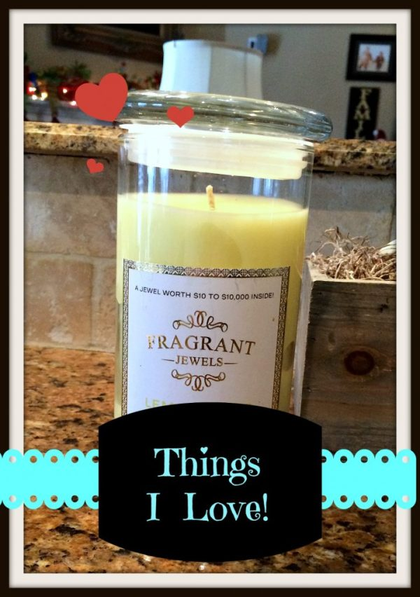 Fragrant Candle 8