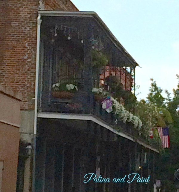 New Orleans balcony 2